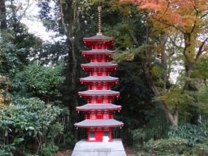武蔵国国分寺7重塔