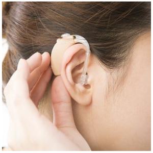 補聴器耳かけ